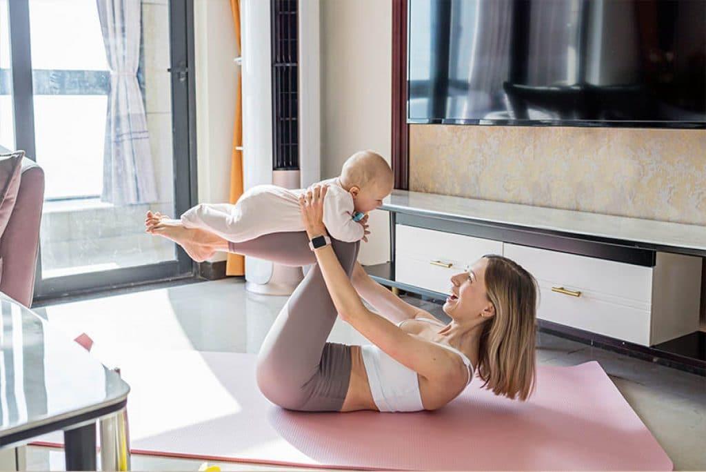 cwiczenia po porodzie fitanka anka dziedzic