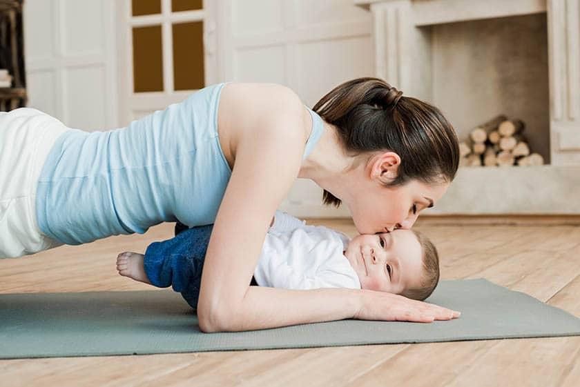 cwiczenia po porodzie anka dziedzic