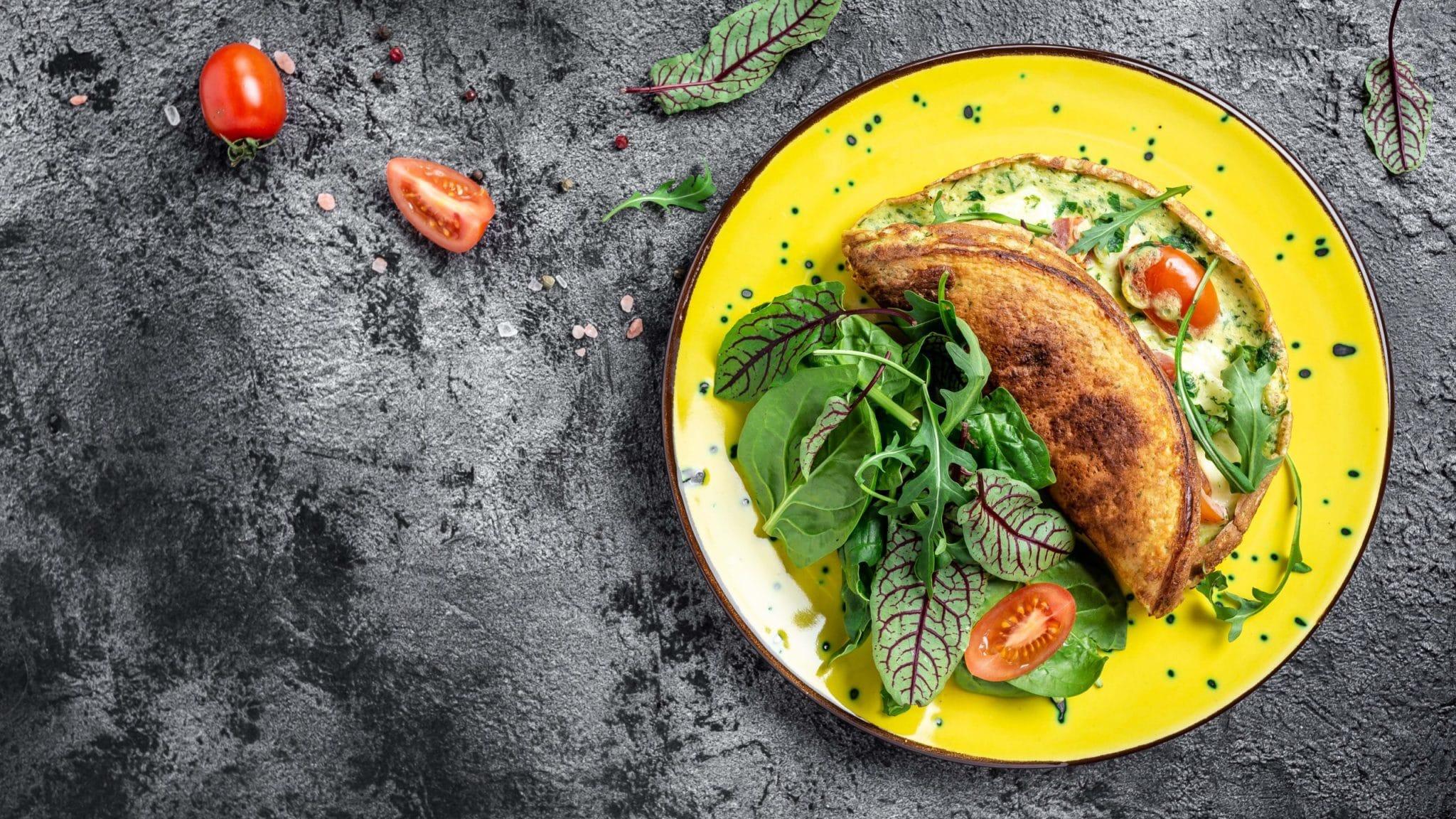 przepis na omlet ankadziedzic