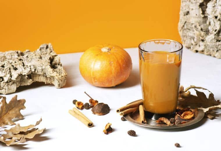 Dyniowe smoothie - jesienna dawka odporności